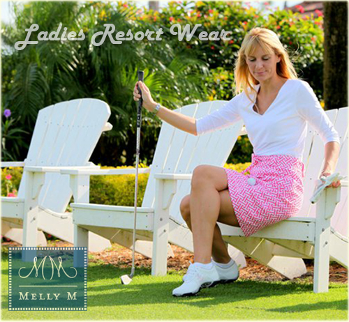 Ladies Resort Wear