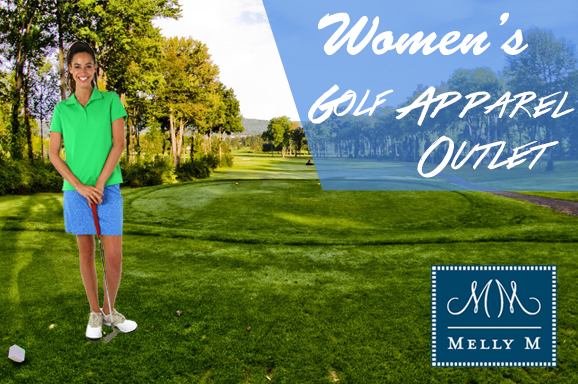 Women's Golf Apparel Outlet